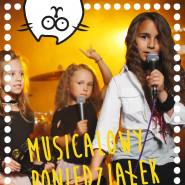 Musicalowy poniedziałek (6-10 lat)