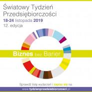 Biznes bez barier - Światowy Tydzień Przedsiębiorczości