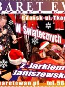 W świątecznych klimatach z Jarkiem Janiszewskim