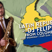 Latin Republic with DJ Felipe