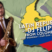 Latin Republic with DJ Felipe!