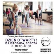 Dzień Otwarty w Centrum Joga i Pilates