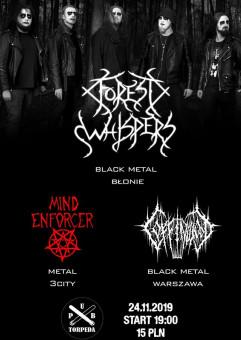 Forest Whispers + Mind Enforcer + Coffinwood