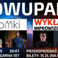 Dwupak impro: Ziomki / Wykłady Improwizowane