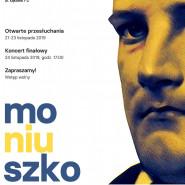 I Ogólnopolski Konkurs Wokalny im. Stanisława Moniuszki