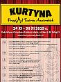 Przegląd Teatrów Amatorskich - Kurtyna 2019
