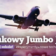 Naukowy Jumbo Jet - eksperymenty i nowe technologie