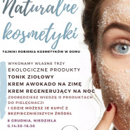 Kosmetyki Naturalne- KREMY NA ZIMĘ