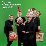Wieczór gier komedii improwizowanej - edycja świąteczna - No i Fajnie