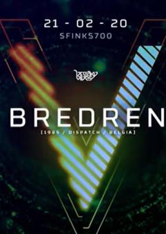Depth Tones: Bredren   V Urodziny Breaky Vibes