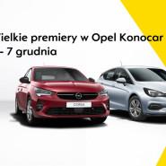 Wielka Premiera Nowej Corsy w Opel Konocar