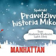 Prawdziwa Historia Mikołaja - spektakl dla dzieci