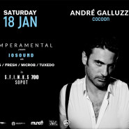 IOSound Party: Andre Galluzzi & Funk D´Void by Temperamental