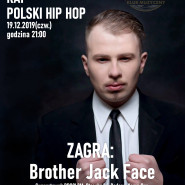 TRAP RAP POLSKI HIP HOP     DJ Brother Jack Face