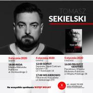 Tomasz Sekielski - spotkanie
