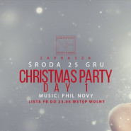 Christmas party dzień i - Phil Novy