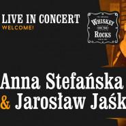 Anna Stefańska & Jarosław Jaśkiewicz w Whiskey On The Rocks
