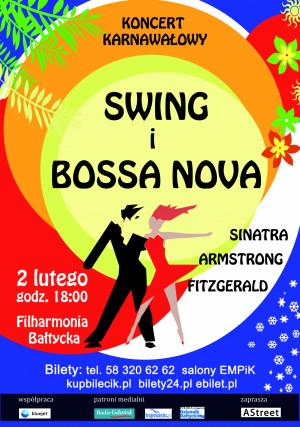 Koncert karnawałowy Swing & Bossa Nova  - , 2 lutego 2020 (niedziela)