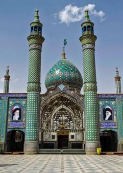Wszystkie kolory Iranu