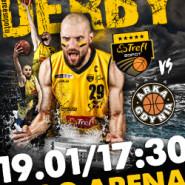 Koszykówka: TREFL Sopot - ASSECO ARKA Gdynia
