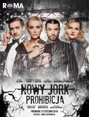 Nowy Jork. Prohibicja - Gdynia, 10 lutego 2020 (poniedziałek)