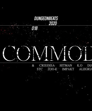 Dungeon Beats feat. Commodo