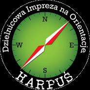 Impreza na Orientację Harpuś z mapą na Krakowiec