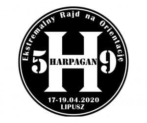 Harpagan 59 - Lipusz - Lipusz, 17 - 18 kwietnia 2020