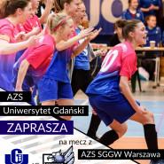 Ekstraliga futsalu kobiet: AZS Uniwersytet Gdański - AZS SGGW Warszawa