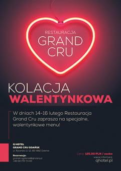 Walentynki w Grand Cru