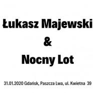 Łukasz Majewski i Nocny Lot