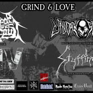 Grind&Love Unborn Suffer, Nuclear H, HIV, Stuffiness