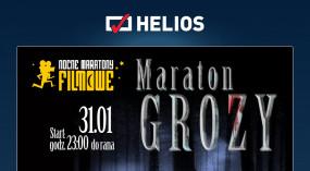 Bilety na Maraton Grozy