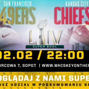 Super Bowl LIV Party z Seahawks Gdynia