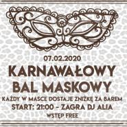 Karnawałowy Bal Maskowy