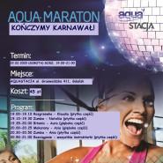 Aquamaraton - kończymy karnawał!