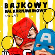 Bajkowy Bal Karnawałowy