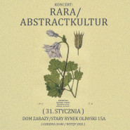 Abstractkultur / Rara
