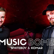 Music Bomb. Whiteboy i Komar