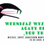 Wernisaż wystawy Agaty Królak