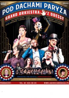 Grand Orkiestra Pod Dachami Paryża