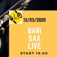 Bar Sax Live