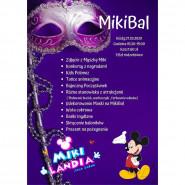 MikiBal - bal karnawałowy z Myszką Miki