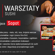 Warsztaty kulinarne Hashi Sushi