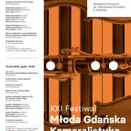 XXI Festiwal Młoda Gdańska Kameralistyka