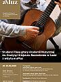 Koncert studentów klasy gitary Akademii Muzycznej wŁodzi