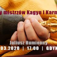 Buddyjski wykład Życiorysy mistrzów Kagyu i Karma Kagyu