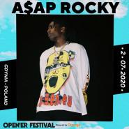 ASAP Rocky - Open'er Festival 2020 (dzień 2)