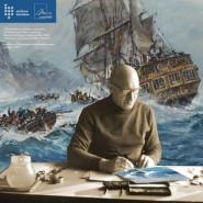 Żaglowce w malarstwie Adama Werki - wystawa