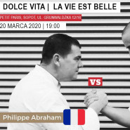 Jacek Koprowski vs Philippe Abraham